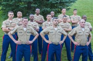 Marine contingent