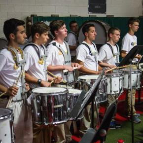 The First Day of the Boy's StateBand